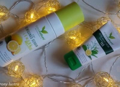 Cosnature naturalna pianka oczyszczająca do twarzy oraz naturalny krem detox na noc | Z mojej strony lustra - blog kosmetyczny