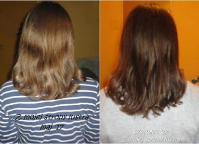 Z mojej strony lustra: Włosy w czerwcu