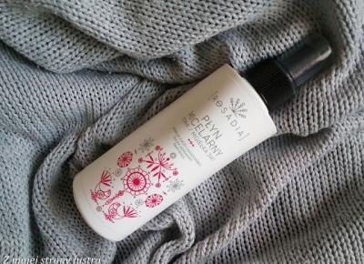 Płyn micelarny/tonik/mgiełka 3w1 Rosadia - recenzja | Z mojej strony lustra - blog kosmetyczny