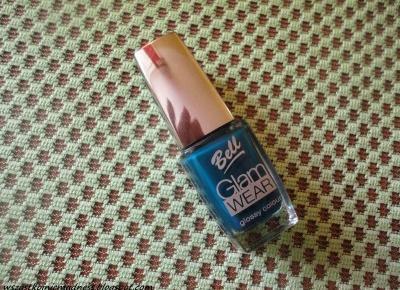 Z mojej strony lustra: Lakier Bell Glam wear nr 513