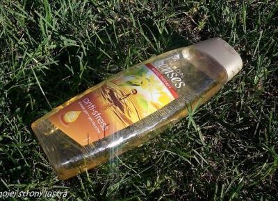 Avon Senses Nawilżający żel pod prysznic Anti-Stress (ylang ylang i paczuli) | Z mojej strony lustra - blog kosmetyczny