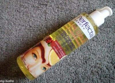 Orzeźwiająca woda micelarna Perfecta Beauty Skin Drink Multiwitamina | Z mojej strony lustra - blog kosmetyczny