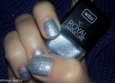 Lakier Wibo Royal Manicure nr 3 | Z mojej strony lustra - blog kosmetyczny