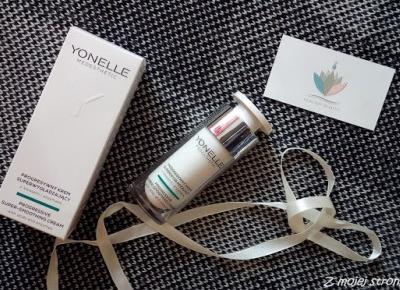 Yonelle Medesthetic Progresywny krem superwygładzający z kwasami i enzymami | Z mojej strony lustra - blog kosmetyczny