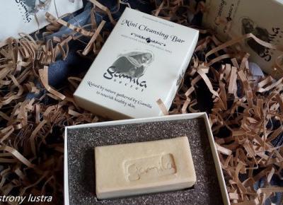 Gamila Secret Kostka pielęgnacyjna Soothing Geranium Mini | Z mojej strony lustra - blog kosmetyczny