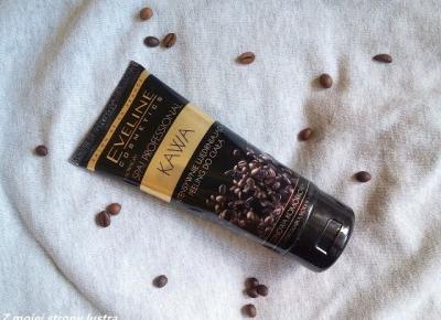 Kawowy peeling do ciała Eveline intensywnie ujędrniający | Z mojej strony lustra - blog kosmetyczny