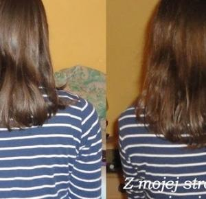 Z mojej strony lustra: Włosy w sierpniu