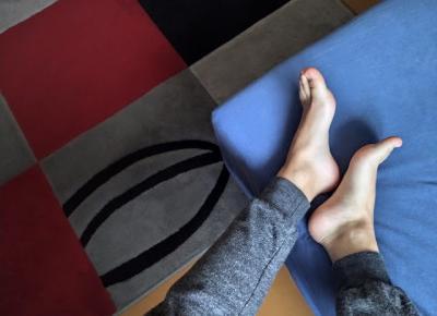Dbaj o swoje stopy nie tylko latem! | Z mojej strony lustra - blog kosmetyczny