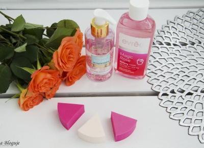 Zona Bloguje - swiat okiem kobiety: Pojedynek olejkow do mycia twarzy. Zgadnij ktory wybralam!