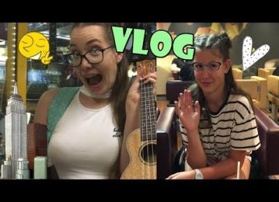 VLOG#1 | Casting | Kupujemy ukulele!