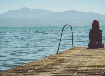 Uciec gdzieś daleko. | Z pamiętnika Zołzy