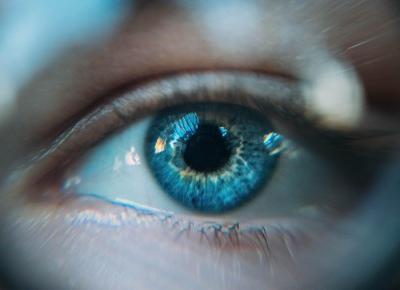 Oczy zwierciadłem duszy | Z pamiętnika Zołzy