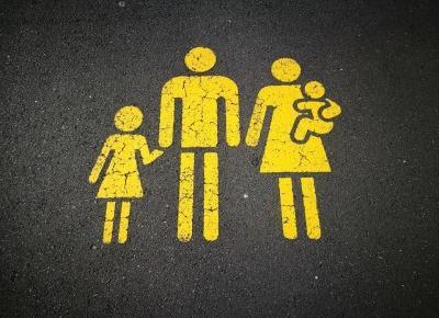 Rodzina patchworkowa. | Z pamiętnika Zołzy