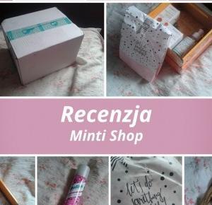 ZUBRZYCANKA: Recenzja sklepów internetowych #9- Minti Shop.