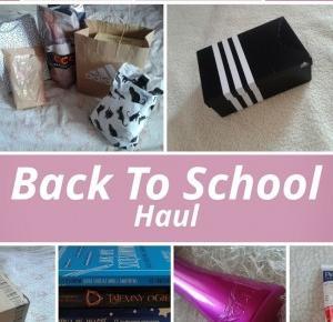 ZUBRZYCANKA: Back To School#2- Haul część1.