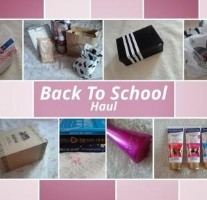 ZUBRZYCANKA: Back To School#3- Haul częśc 2.