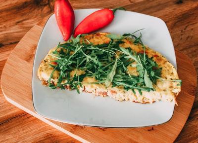 Niedzielne śniadanie – omlet - Związek na patelni