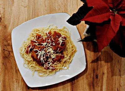 Pulpety w pomidorach - Związek na patelni