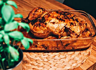 Kurczak z farszem z kiszonej kapusty - Związek na patelni