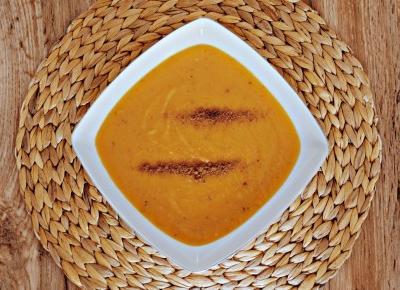 Zupa krem z cukinii - Związek na patelni