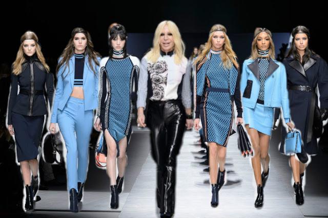 Afaik: Milan Fashion Week: Versace!