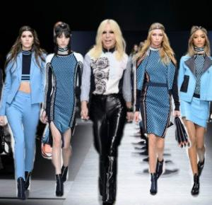 Afaik: Milan Fashion Week: Versace!