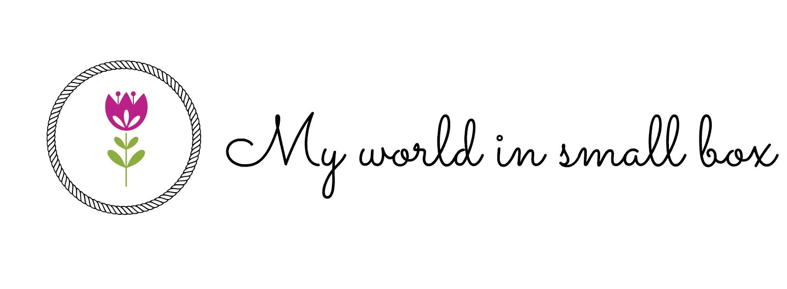 My world in small box: Travels