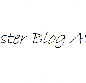 My world in small box: Liebster Blog Awards #3