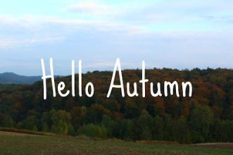 My world in small box: Autumn is here