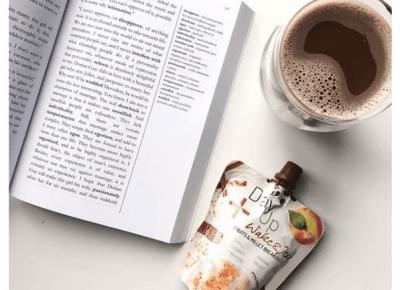 Kawa, dobra książka i @dayup.eu  czyli #iamoffline