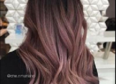 Inspiracje na kolorowe włosy!