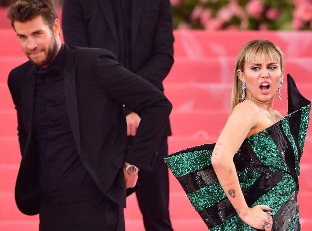 Miley Cyrus i Liam Hemsworth nie rozwodzą się! Miley nie zamierza kończyć związku?