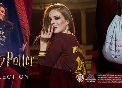Harry Potter x Sinsay - kolejna sieciówka tworzy kolekcje dla fanów Harrego Pottera!🎓