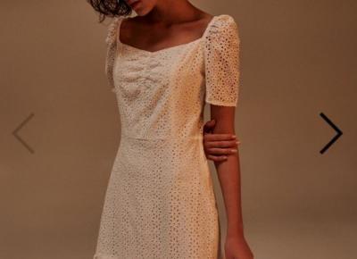 Piękne sukienki z sieciówek! 😍❤️ Idealne na lato☀️