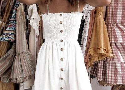 Sukienki z sieciówek!! 👌🏻💖