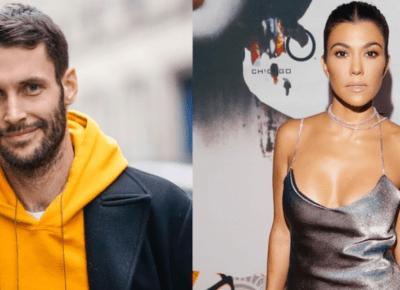Kourtney Kardashian spotyka się z projektantem Jacquemusem?! Para była widziana razem w Los Angeles 😍