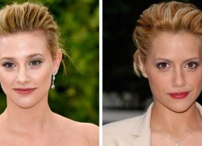 """Lili Reinhart, gwiazda serialu """"Riverdale"""" jest reinkarnacją sławnej aktorki? Podobieństwo jest uderzające!"""