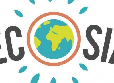 Ecosia – ekologiczna wyszukiwarka 🌲❤️🌎