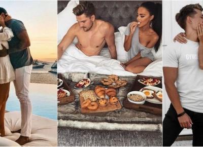 Couple goals, czyli najpiękniejsze pary z Instagrama 😍