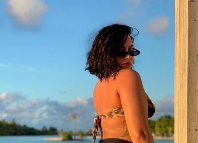 Demi Lovato pokazała zdjęcia bez retuszu.