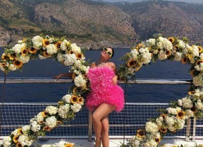 Niesamowite urodziny Kylie Jenner na Jachcie! 😱😍