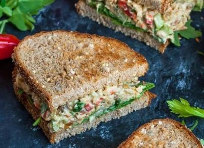 Pomysły na śniadanie do szkoły. 10 najlepszych, zdrowych kanapek! 🤤🥪