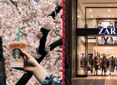 Zara, Nike czy Starbucks - wiecie, skąd wzięły się nazwy tych i innych znanych marek? 🧐