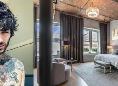 Zayn Malik sprzedaje swój apartament w Nowym Jorku! Cena jest niewyobrażalna! 😱