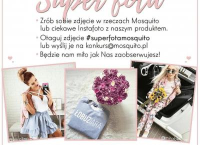 Darmowe zakupy w MOSQUITO | _nowyou blog