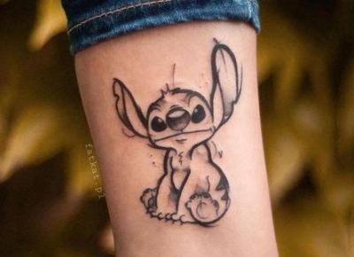 Top 10 najlepszych tatuaży z motywami z bajek Disneya!