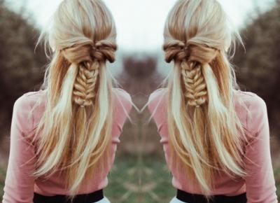 Blonde hair 💇