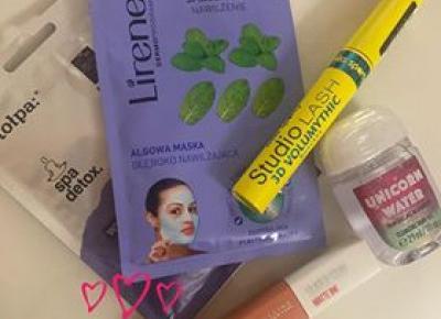 """Aalexz_beauty on Instagram: """"Dziś mam dla Was małe  proste rozdanie, które potrwa do 17 maja.  Zasady są bardzo proste: 1) zaobserwuj mój profil 2) polub to…"""""""