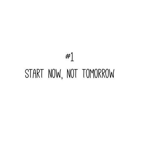 Życie jest dobre: (Nie) Zacznę od jutra...