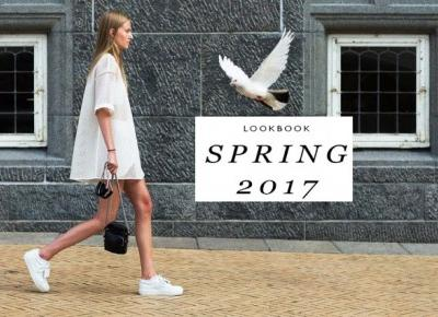 LOOKBOOK SPRING 2017 - Ania Grabowska